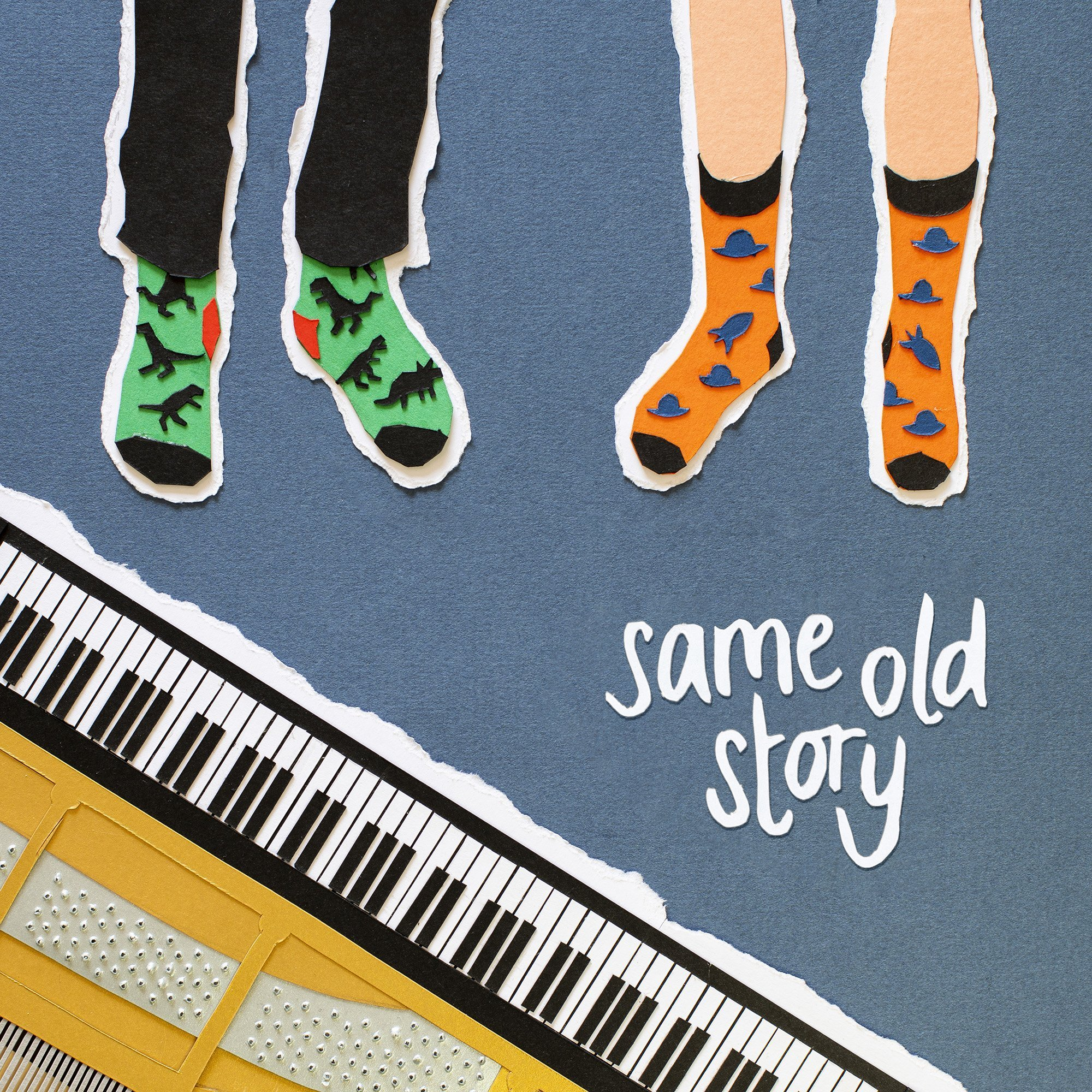 Same Old Story // Charlie + Jake's Second Single Out Now